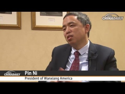 President of Wanxiang America: Investing in the US