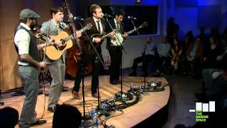 """Punch Brothers """"Who's Feeling Young Now"""" Live on Soundcheck in The Greene Space"""