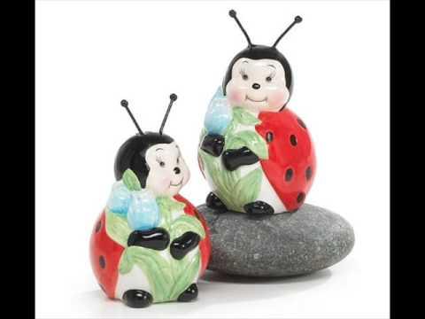 Ladybug Kitchen Decor