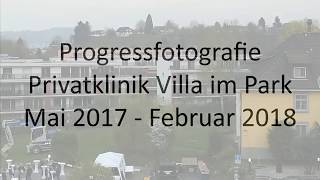 Progressfotografie Mai 2017 -  Feb 2018