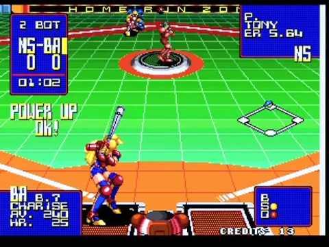 Pc Baseball Games 2020.2020 Super Baseball Neo Geo Mvs Arcade Baseball Game Cyber Ball