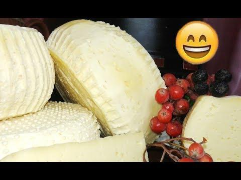 🧀 ⁉ Сыр  домашний с пепсином Секреты приготовления Обязательно получится