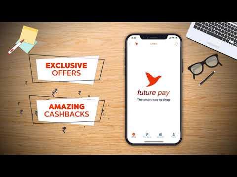Future Pay – The Smartest Way to Shop at Big Bazaar #Smart #Shopping #FuturePay #BigBazaar