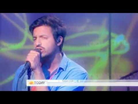 Young The Giant At The Today Show  'Cough Syrup'