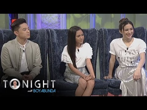 TWBA: Mica, Jeremy and Isabela on entering show business