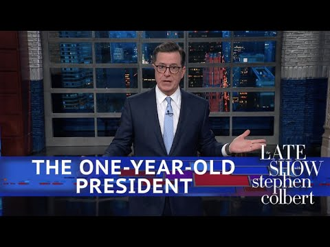 The Trump Presidency After One Year Too Many