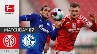 1 FSV Mainz 05 FC Schalke 04 2 2 Highlights Matchday 7 Bundesliga 2020 21