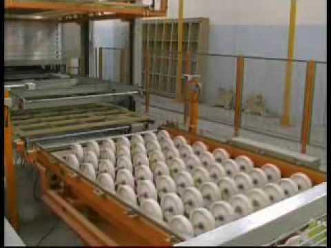Breton Resin-treating plant 1