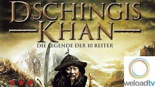 Dschingis Khan - Die Legende der 10 Reiter [HD] (Abenteuerfilme auf Deutsch in voller Länge)