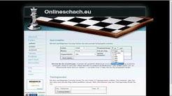 Schach online spielen - www.onlineschach.eu