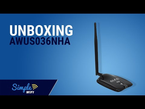 awus036nha driver download