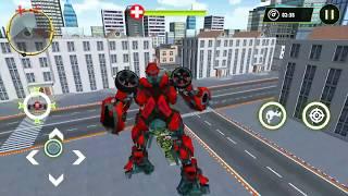 Mobil Balap Berubah jadi Robot\\ Formula Car Robot II Android Game