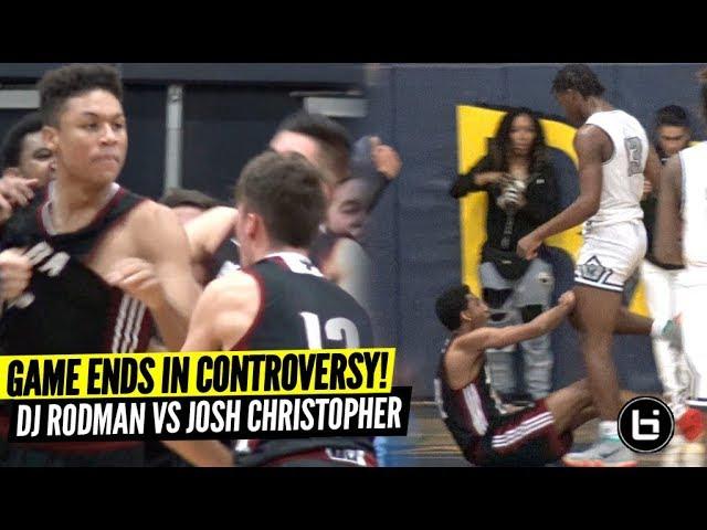 josh-christopher-vs-dennis-rodman-jr-ends-in-controversy-josh-vs-dj-crazy-battle