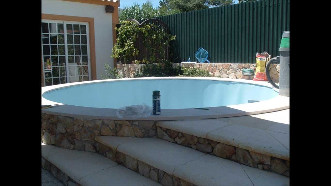 Gre piscina youtube for Piscinas desmontables gre