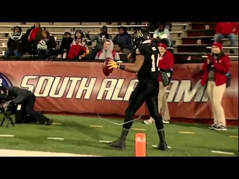 12/5/2015 South Alabama vs. Appalachian State Highlights