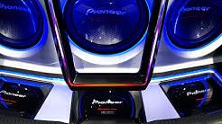 Pioneer GM-D Champion Series Amplifiers