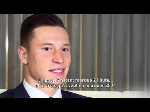 Interview de Julian Draxler dans le CFC(05/02/17)
