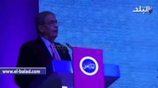بالفيديو والصور..عمرو موسى: لن نقبل أن تكون الأمة العربية الوحيدة التي تعيش خارج القرن الـ21