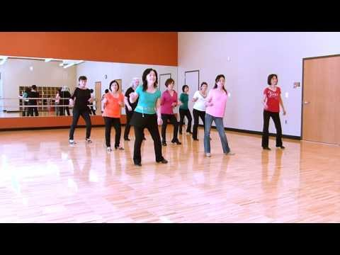 I Just Can't Let You Go - Line Dance (Dance & Teach)