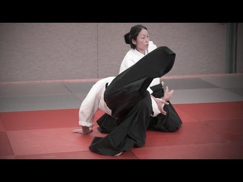Aikido: OKAMOTO Yoko Sensei - Seminar in Offenbach 2014