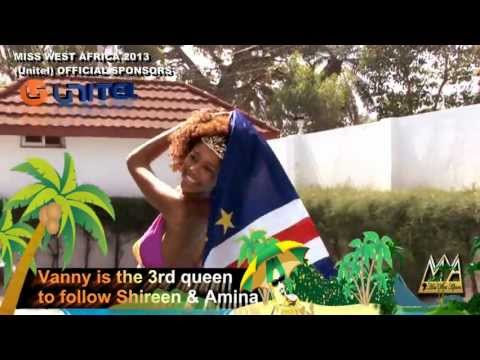 BIKINI PHOTOSHOOT WITH MISS WEST AFRICA INT VANNY REIS & RUNNERS UP