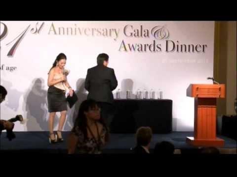 SVCA 21st Anniversary Gala & Awards Dinner - 25 Sep 2013