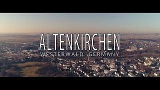 Altenkirchen, Westerwald, Germany | DJI Phantom 4 Pro 4K 60 fps