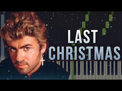 Last Christmas - Wham! | Piano Tutorial & Sheets