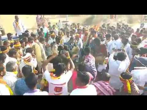 Village peddamma thalli bonalu