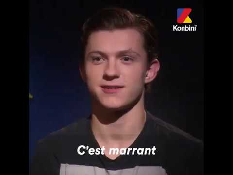 Un Fast and Curious avec Tom Holland