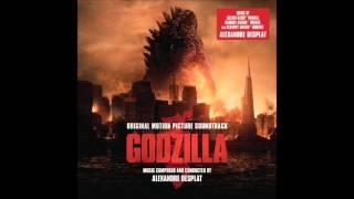 Godzilla 2014 Soundtrack - Back to The Ocean