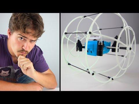 ¡EL DRONE ENJAULADO!: Análisis del Nincoair Quadrone Iron de Ninco en español