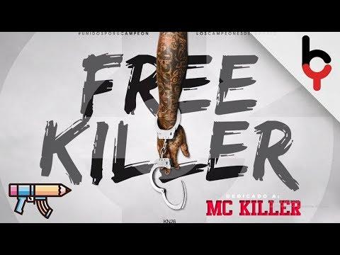 Mc Killer - Free Killer (Audio Oficial) Dedicatoria.