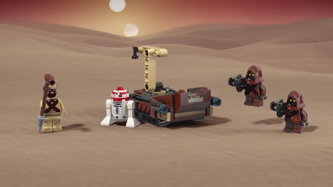 LEGO® 75198 STAR WARS Tatooine Battle Pack