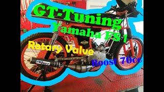 Gt-Tuning - Yamaha FS1 Drejeventil