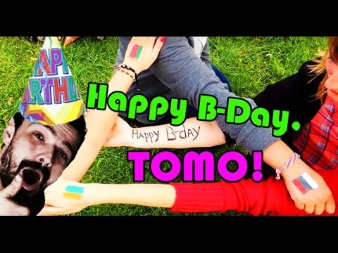 Happy 35'th Birthday, Tomo Milicevic! ツ