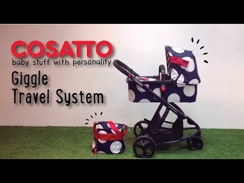 Cosatto Pushchairs collapsing unexpectedly whilst baby still inside