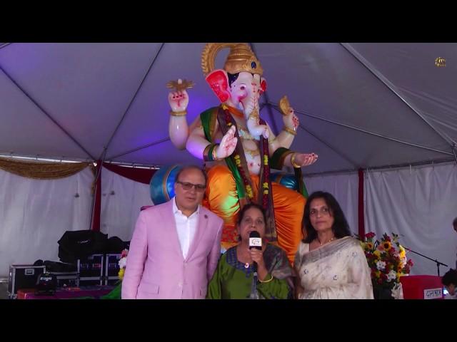 Hindus Commemorate 2nd Annual Grand Ganesh Mahotsav - Hicksville - New York