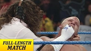 FULL-LENGTH MATCH - SmackDown - The Holly's vs. Mankind & Al Snow - World Tag Team Title Match