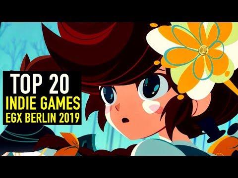 TOP 20 BEST Indie Games of EGX Berlin 2019