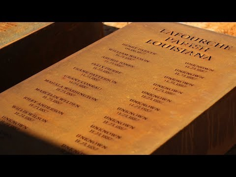 Why Build a Lynching Memorial? 2017