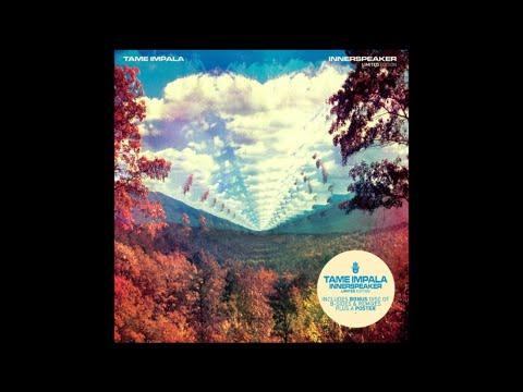 Tame impala - Innerspeaker Deluxe Edition