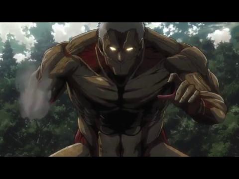 Attack On Titan~ Eren Vs Reiner Amv