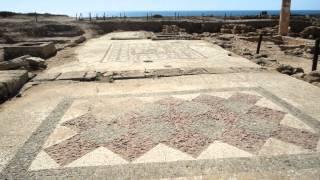 видео Археологический парк Пафоса