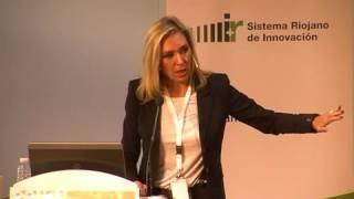 Marta Robles, periodista, ponencia inagural Día del Emprendedor de La Rioja