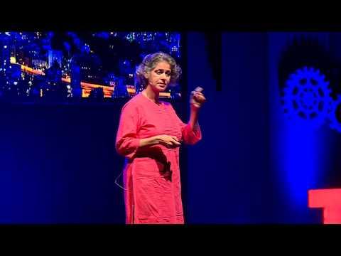 Auroville: A Test Run For The Future | Anu Majumdar | TEDxChennai