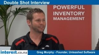 Greg Murphy, Founder Unleashed Software