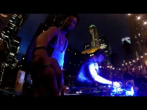 Skyline Sessions: The Knocks DJ Set From W Hotel NYC