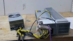 Antminer R4 Unboxing and Operation