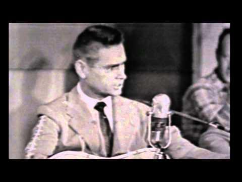"George Jones  - ""White Lightning""  ((1959))"